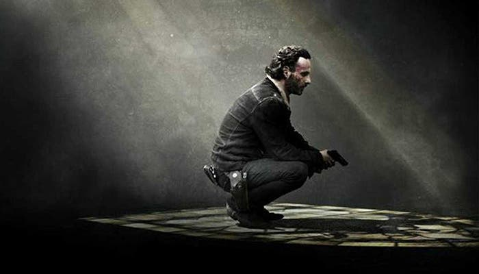 Foto promocional de The Walking Dead