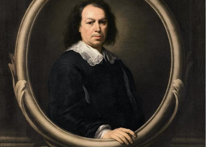 Autorretrato del pintor sevillano Bartolomé Esteban Murillo