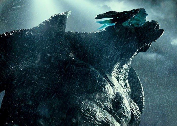 Uno de los monstruos de la película