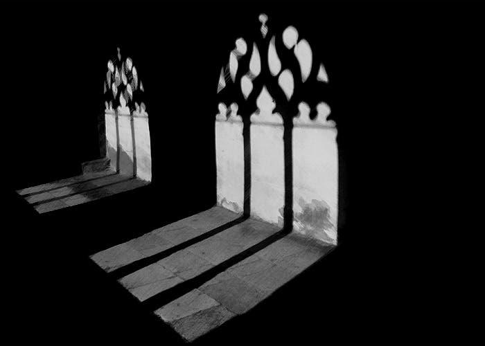 Juegos de luz que nos regalan sombras