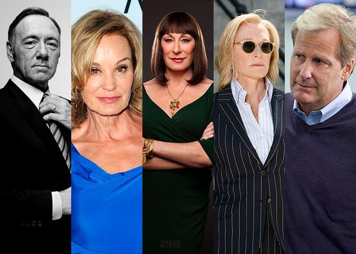Actores que ya trabajan en televisión