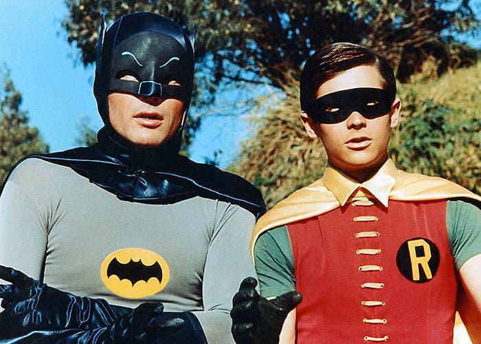 La serie de Batman. Un clásico