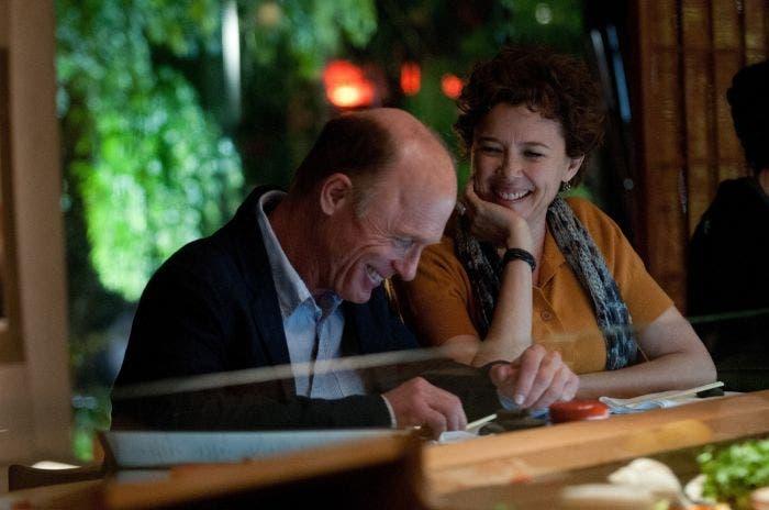 Annette Benning y Ed Harris