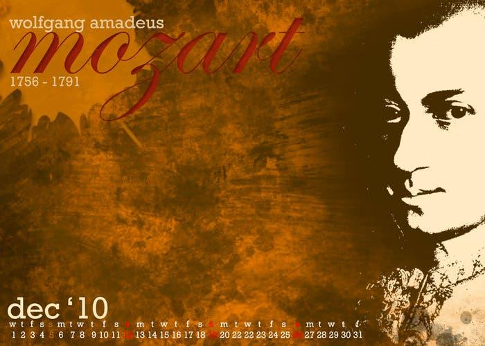 Un interesante evento con la música de Mozart