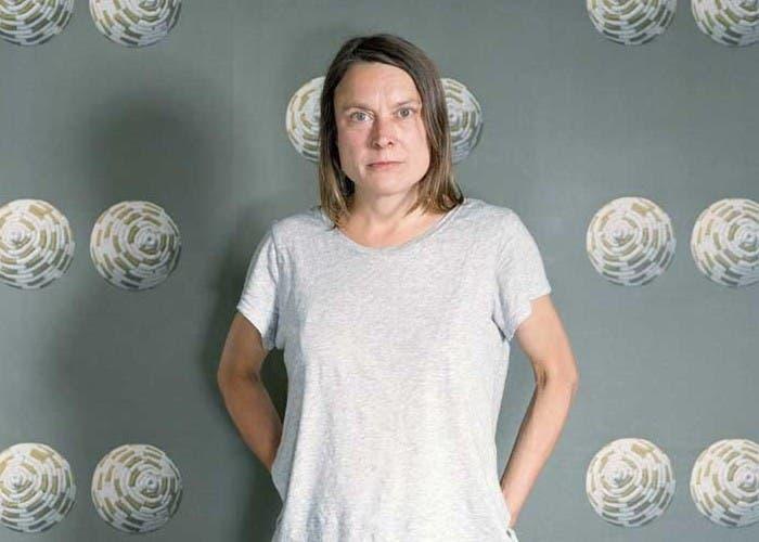 Sarah Lucas en el Telegraph