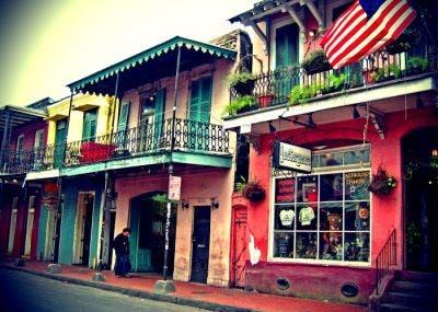 Barrio francés New Orleans