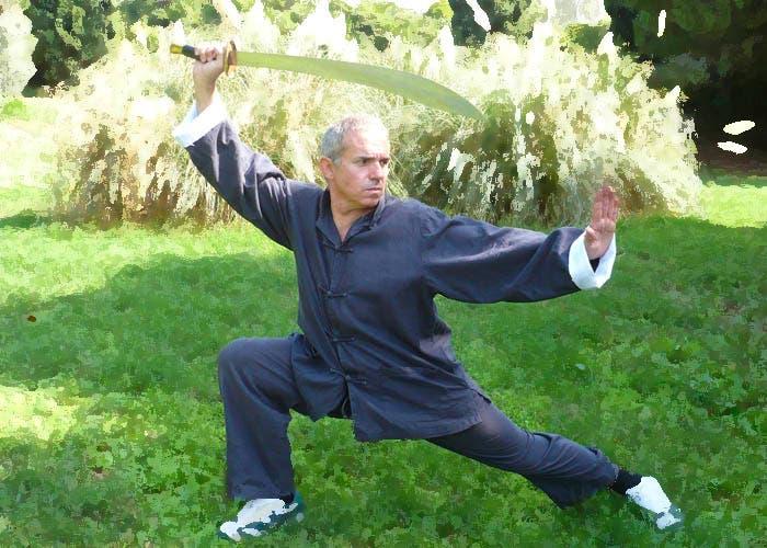 Las artes marciales y sus formas con armas