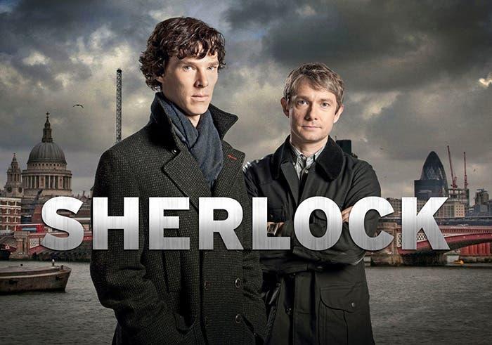 Serie británica sobre el archiconocido detective
