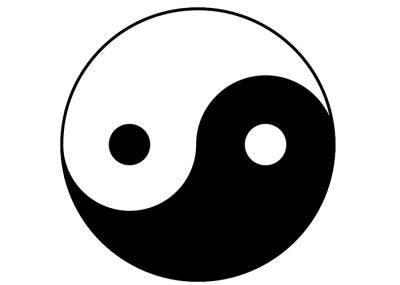 El símbolo del taijiquan